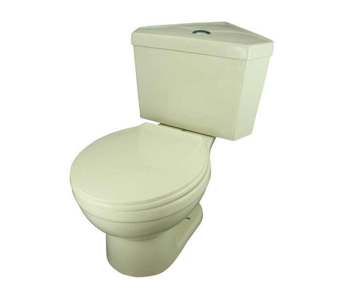 non close coupled toilet
