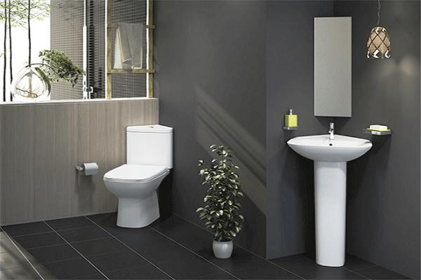 best corner toilet