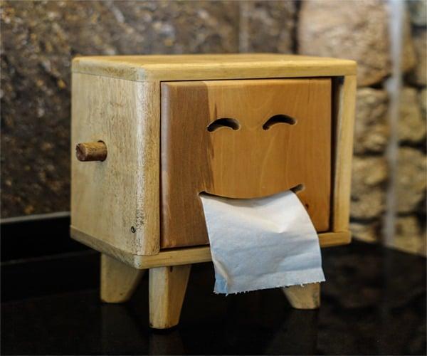 presto toilet paper